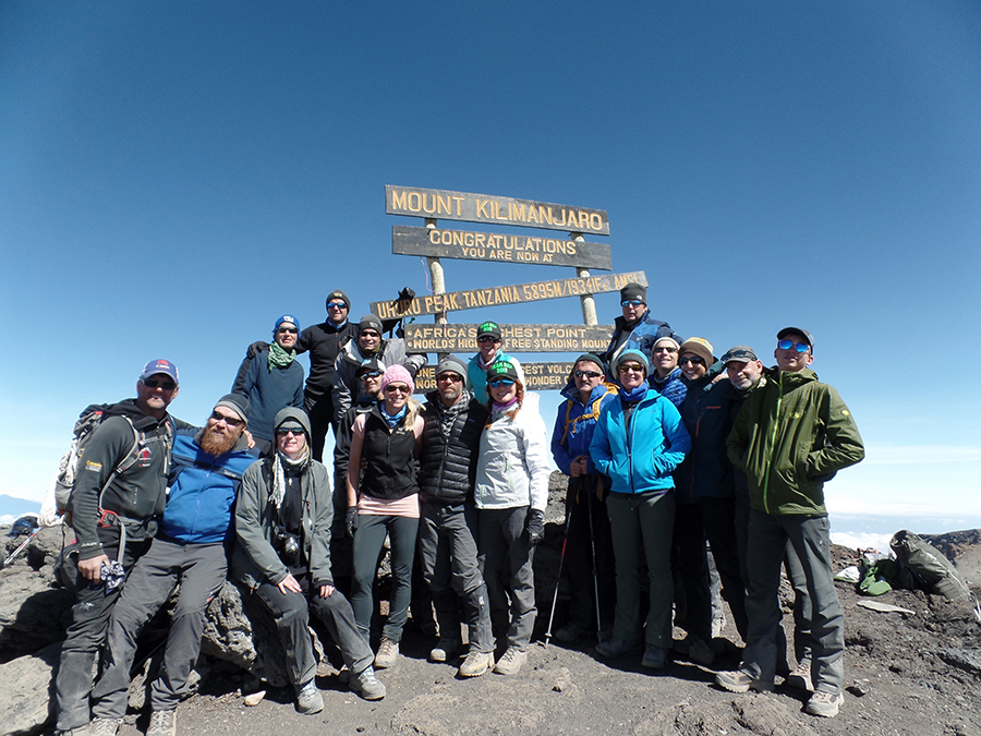 Mt. Kilimanjaro Summit 2015